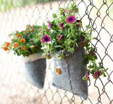 Fence Workshop Chain Link Fence Company Hanging Plants Plants Living Wall Diy