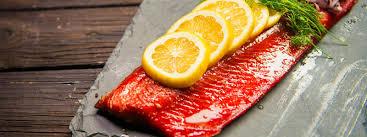 Vodka Brined Smoked Wild Salmon Recipe ...