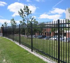 Aluminum Iron Fencing Fence Scapes An Asheville Fence Company