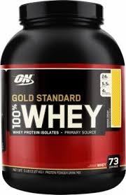 gold standard 100 whey protein by