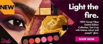 sleek makeup high pigment colour