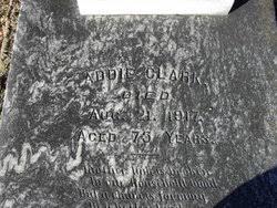 Addie Clark (Unknown-1917) - Find A Grave Memorial