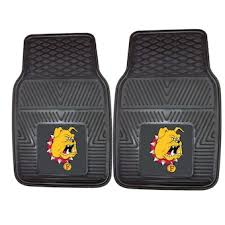 Ferris State University Decals License Plate Bulldogs Auto Accessories Shop Cbssports Com