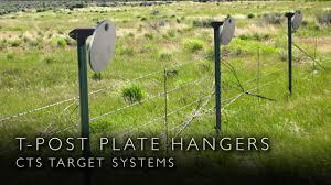 Fence Post Ar500 Hanger Youtube