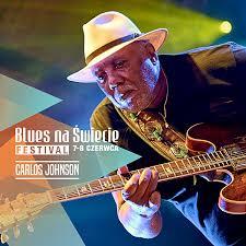Carlos Johnson – Blues na Świecie Festival