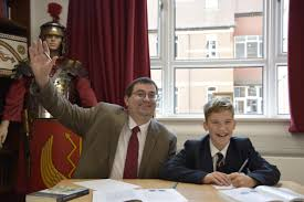 Back to school for Abingdon teacher as he spends day as a first year    Witney Gazette