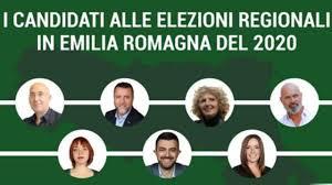 Elezioni regionali Emilia Romagna 2020: i candidati e le liste ...