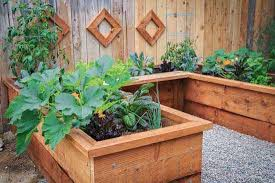 How To Build A Raised Garden Bed Diy Mother Earth News