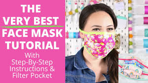 How to Make DIY Face Masks for a Needy ...