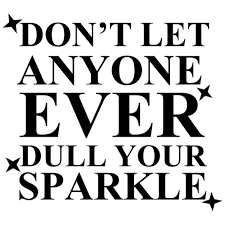 Shop Dull Your Sparkle Cute Kids Decor Vinyl Wall Decal Quote Sticker Inspiration 15 X 13 5 Wall Vinyl Overstock 17998775