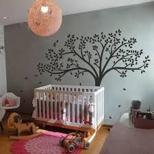 Tree Wall Decals For Girl Nursery Amazon Palm White Design Birch Baby Room Canada Vamosrayos