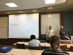 """Aaron Ferber on Twitter: """"""""Feedback is how we take our designs from 'meh'  to amazing."""" @EpicInnovators #pcstl… """""""