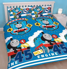 thomas the tank quilt cover set