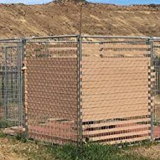 Chain Link Fence Weave Chocolate Brown With Images Chain Link Fence Privacy