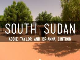 South Sudan by addisontaylor22