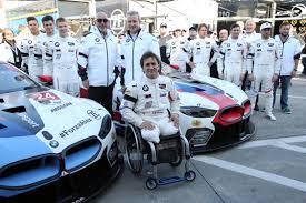 ZF Centrifugal Clutch Helps Race Car Legend Alex Zanardi Engage in ...