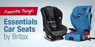 essentials car seats by britax review