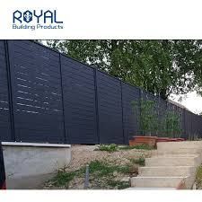 Privacy Fence Aluminum Black No Dig Horizontal Slat Aluminum Fence Panels Buy Privacy Slat Aluminum Fence Black No Dig Slat Aluminum Fence Horizontal Aluminum Fence Panels Product On Alibaba Com