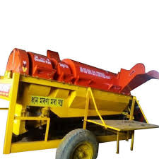 15 hp rice thresher double flywheel