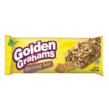 golden grahams cereal bar 1 42 oz pack