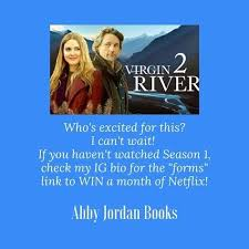 I've started rewatching @virginriverseries by @robyncarrwriter because I'm  so excited for season two! An official date h… in 2020 | Netflix gift card,  Netflix gift, Excited