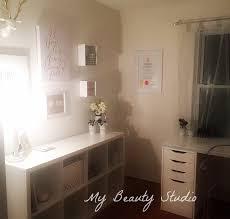 katie bowen mua beauty room tour