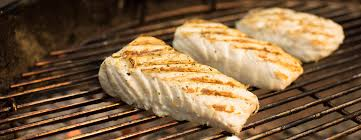 How to: fish fillets on the grill ...