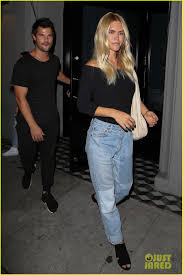 Taylor Lautner Dines Out With Fashion Blogger Lauren Scruggs ...