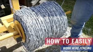 2 Receiver Wire Unroller Tarter Farm And Ranch Equipment American Made Quality Since 1945