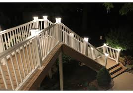 4 1 2 In X 4 1 2 In Solar Post Cap Light For Trex Vintage Lantern Brown 3 Led Colors Buy Online For 89 95 At Ultrabrighttech