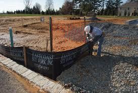 Soil Erosion Prevention Eastcoast Site Work