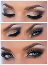 prom eye makeup cat eye makeup