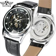 automatic vintage skeleton watches