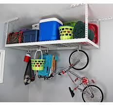 24 45 3x8 overhead garage storage rack