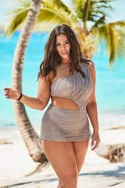 Ashley Graham & Her Sister Abigail Front Swimsuits For All Campaign |  Swimsuits for all, Beachwear for women, Ashley graham