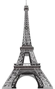 Eiffel Tower Peel Stick Giant Wall Decal Modern Wall Decals By York Wallcoverings Inc