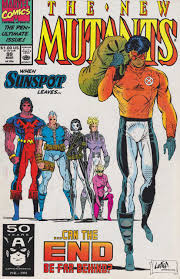 Write a Review for The New Mutants #99 ...