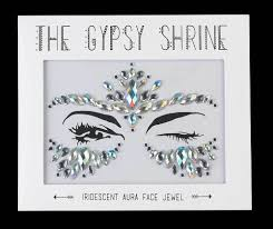 gypsy shrine makeup palette iridescent aura