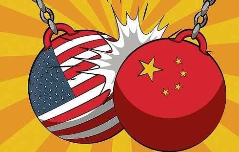 Resultado de imagen de guerra comercial