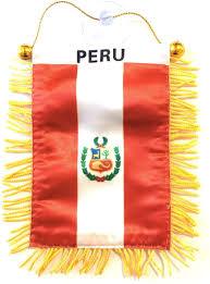 Amazon Com Small Peru Car Window Flag Mini Peru Flag Automobile Cars Suv Trucks Vans Pequena Bandera De Peru Perfecta Para Cualquier Coche Arts Crafts Sewing