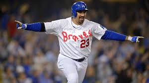 A Look Back at the Adrian Gonzalez Era - Outfield Fly Rule