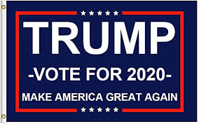 Amazon.com : Donald Trump Flag, Donald Trump for President 2020, 3x5 Feet  Printed Flag | Make America Great Again! Keep America Great! | Vote for  Trump : Garden & Outdoor