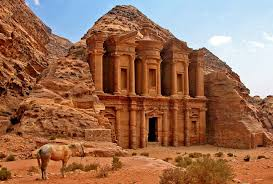 Petra | History, Map, Location, & Facts | Britannica