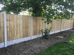 Vertilap Featheredge Fence Panels S T Fencing Timber Products