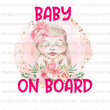 Baby On Board Car Decal Car Decal Baby Decal Sticker Car Sticker B Sparkle Baby Love