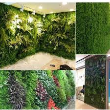 Emulational Ivy Artificial Ivy Leaf Plastic Rolls Wall Landscaping Fake Turf Plant Wall Background Decorations Garden Fence Fence Garden Fence Decorationfence Leaves Aliexpress