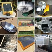 diy solar cooker plans solar cooker