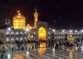 بهترین مناطق دیدنی مشهد مقدس