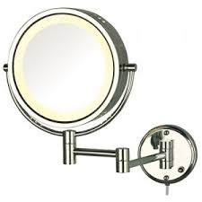 lighted makeup mirrors wall mount mirrors
