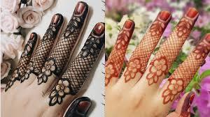 mehndi design for eid finger